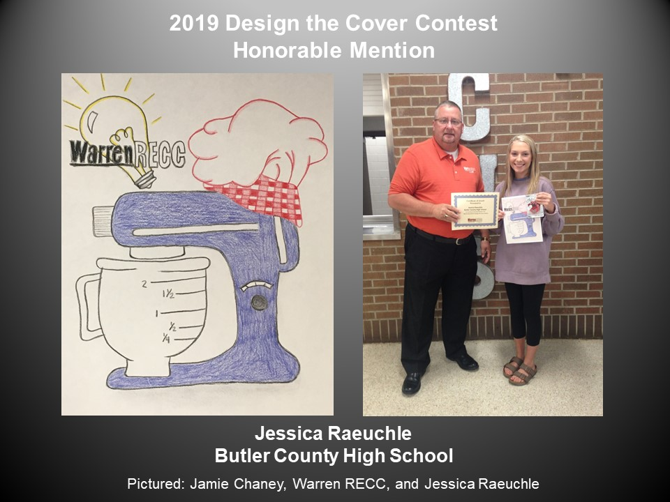 Jessica Raeuchle, Butler County High School
