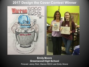Design the Cover Contest winner, Emily Moore