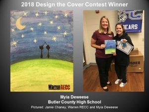 2018 Design the Cover Contest Winner