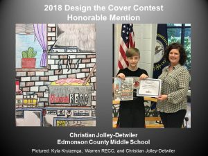 2018 Design the Cover Contest Honorable Mention, Christian Jolley-Detwiler