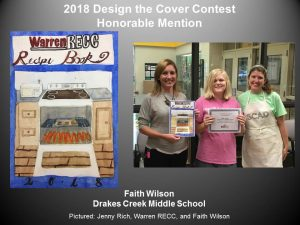 2018 Design the Cover Contest Honorable Mention, Faith Wilson