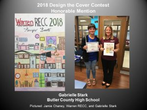 2018 Design the Cover contest honorable mention, Gabrielle Stark